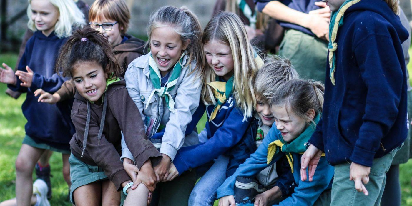 Structuur van Scouts en Gidsen Vlaanderen