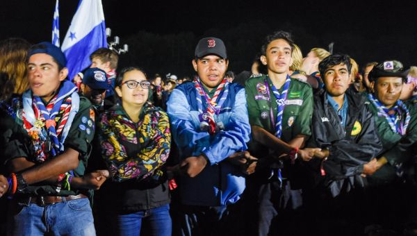 Internationale scouts